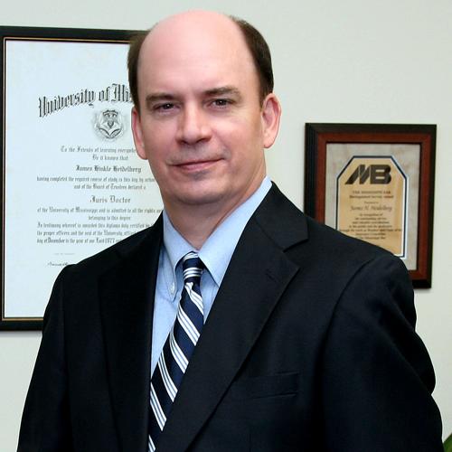 James H. Heidelberg